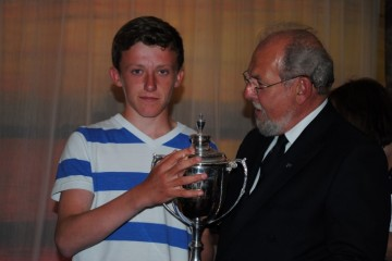 Harry Durcan wins Leinsters 2014