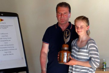 Grace O'Beirne wins Ulsters