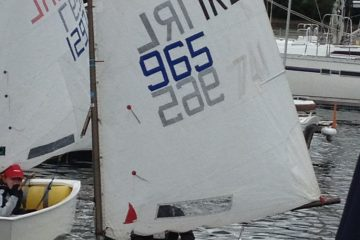 Baltimore Spring Training Camp Coaching Programme for all Optimist Sailor's Levels