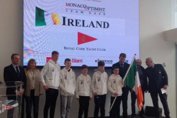 RCYC team head to Monaco for Optimist Team Race Event