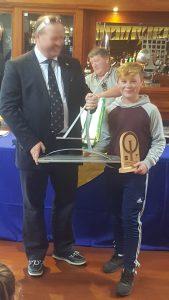 Rory O'Sullivan, Winner of Munsters 2017