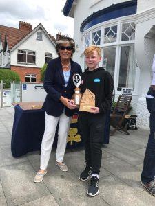 Rory O'Sullivan winner Ulsters 2017