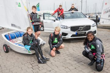 Irish Sailing Volvo Junior Optimist Squad – Closing date Tuesday September 19th