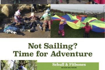 SCHULL & FITBONES at Baltimore 2018  Activities for our non-sailing kids