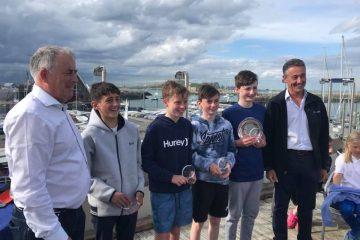 Royal Cork Yacht Club win VP Cup 2018