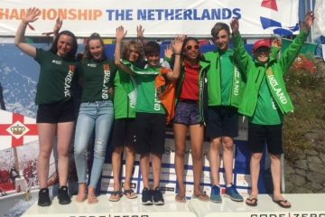 Team Ireland shines at Optimist Europeans!