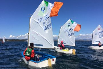 Irish Sailors dominate at the British Nationals!!