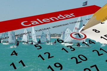 2020 Optimist events – Provisional Calendar